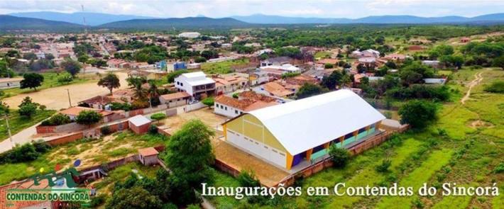 Contendas do Sincorá Bahia fonte: cafecomleitenoticias.com.br